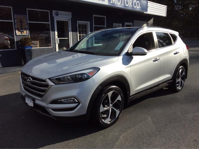 2016 Hyundai Tucson Ultimate