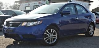 Used 2012 Kia Forte EX | ALLOYS | BLUETOOTH | HEATED SEATS for sale in Guelph, ON
