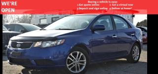 Used 2012 Kia Forte EX |AIR|ALLOYS|VIDEO.CALL.US| ALLOYS | BLUETOOTH | HEATED SEATS for sale in Mississauga, ON