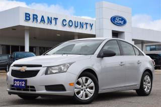 Used 2012 Chevrolet Cruze LS+ w/1SB for sale in Brantford, ON