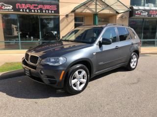 Used 2012 BMW X5 35i**1 OWNER**PANORAMIC ROOF**NO ACCIDENT**** for sale in North York, ON