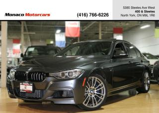 Used 2014 BMW 3 Series 335i xDrive - M PACKAGE|SUNROOF|NAVIGATION|BACKUP for sale in North York, ON