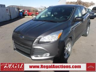 Used 2014 Ford Escape SE 4D Utility 4WD 1.6L for sale in Calgary, AB