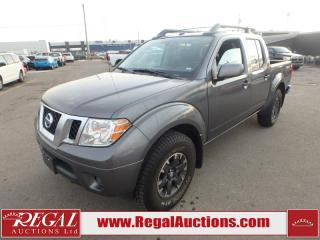 Used 2019 Nissan FRONTIER PRO X4 4D CREW CAB 4WD for sale in Calgary, AB