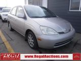 Photo of Silver 2003 Toyota PRIUS HYBRID 4D SEDAN