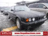 Photo of Black 1991 BMW 535