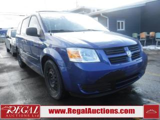 Used 2010 Dodge Grand Caravan 4D Wagon 2WD for sale in Calgary, AB