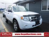 Photo of White 2008 Ford Escape