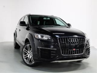 Used 2015 Audi Q7 SPORT LINE PLUS   PANO   NAVI for sale in Vaughan, ON