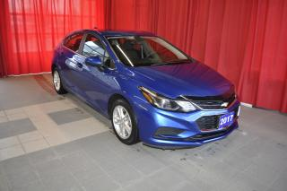 Used 2017 Chevrolet Cruze LT AUTO for sale in Listowel, ON