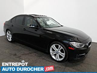 Used 2015 BMW 3 Series 328i xDrive AWD NAVIGATION - Toit Ouvrant - A/C for sale in Laval, QC