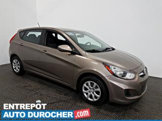 Used 2013 Hyundai Accent L BASE ÉCONOMIQUE for sale in Laval, QC