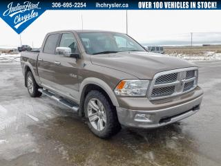 Used 2010 Dodge Ram 1500 Laramie 4x4 | Leather | Bluetooth for sale in Indian Head, SK
