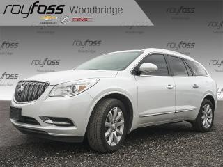 Used 2017 Buick Enclave SUNROOF, BOSE, VENTED/HEATED SEATS for sale in Woodbridge, ON