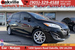 Used 2012 Mazda MAZDA5 GT | BLUETOOTH | HEATED SEATS | CRUISE for sale in Oakville, ON