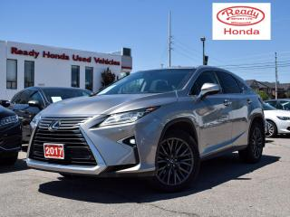 Used 2017 Lexus RX 350 Luxury Pkg - Navigation - Sunroof - Leather for sale in Mississauga, ON