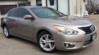 Used 2013 Nissan Altima 2.5 SL - LEATHER! SUNROOF! BACK-UP CAM! for sale in Kitchener, ON