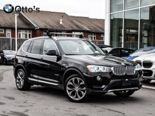 Used 2017 BMW X3 xDrive28i ENHANCED, NAVI for sale in Ottawa, ON