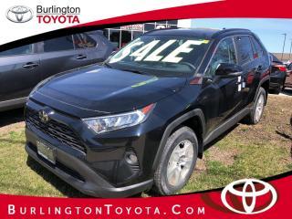 New 2020 Toyota RAV4 for sale in Burlington, ON