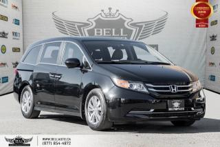 Used 2014 Honda Odyssey EX, 8 PASS, NO ACCIDENT, BACK-UP CAM, BLIND SPOT CAM for sale in Toronto, ON