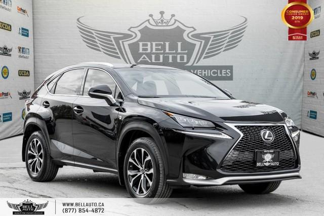 2015 Lexus NX 200t AWD, NO ACCIDENT, NAVI, BACK-UP CAM, SENSORS