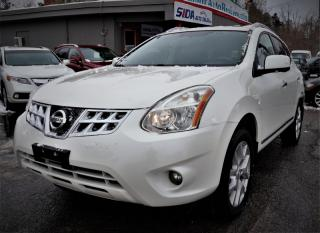 Used 2012 Nissan Rogue AWD 4dr for sale in Richmond Hill, ON
