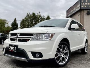 Used 2012 Dodge Journey R/T AWD for sale in Scarborough, ON