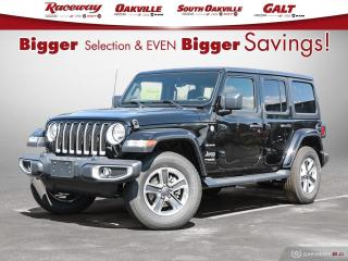 Used 2019 Jeep Wrangler Sahara for sale in Etobicoke, ON