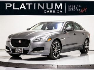 Used 2018 Jaguar XF 25t Prestige, AWD, NAVI, Park ASSIST, Keyless for sale in Toronto, ON