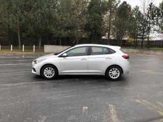 Used 2019 Hyundai ACCENT PREFERRED HATCH FWD for sale in Cayuga, ON