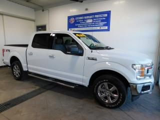 Used 2018 Ford F-150 XTR CREW 4X4 for sale in Listowel, ON