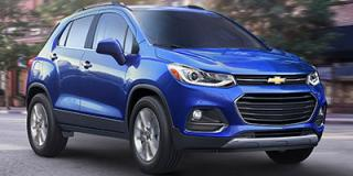 Used 2017 Chevrolet Trax LT for sale in Scarborough, ON