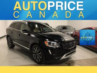 Used 2017 Volvo XC60 T5 Special Edition Premier AWD|NAVIGATION|PANOROOF|LEATHER for sale in Mississauga, ON