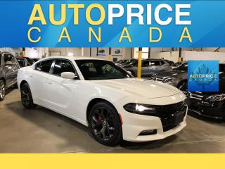 Used 2017 Dodge Charger SXT|REAR CAM|ALLOYS for sale in Mississauga, ON