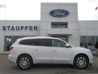 Used 2016 Buick Enclave Leather for sale in Tillsonburg, ON