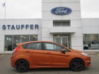 Used 2017 Ford Fiesta ST for sale in Tillsonburg, ON