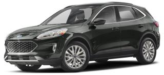 New 2020 Ford Escape SEL for sale in Calgary, AB