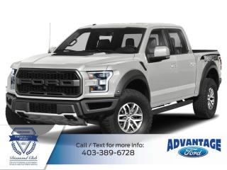 Used 2019 Ford F-150 Raptor VERY LOW KMS - LOADED & LUXURY for sale in Calgary, AB