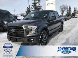 Used 2016 Ford F-150 XLT Remote Start - Keyless Entry for sale in Calgary, AB