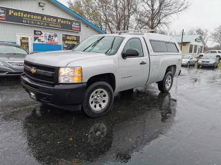 Used 2011 Chevrolet Silverado 1500 WT for sale in Madoc, ON
