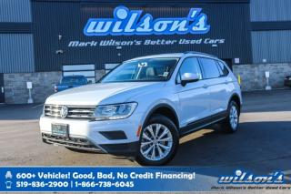 Used 2019 Volkswagen Tiguan Trendline AWD Used, Heated Seats, Apple CarPlay, Bluetooth, Rear Camera, Alloy Wheels and more! for sale in Guelph, ON