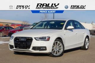 Used 2016 Audi A4 Progressiv plus for sale in Prince Albert, SK