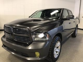 Used 2015 RAM 1500 Loaded Up Sport, Clean Carfax and One Owner! for sale in Calgary, AB