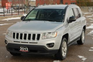 Used 2013 Jeep Compass Sport/North LOW KMs | ONLY 87K | Heated Seats | CERTIFIED for sale in Waterloo, ON