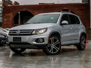 Used 2017 Volkswagen Tiguan for sale in Toronto, ON