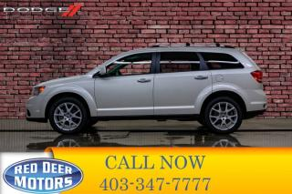 Used 2018 Dodge Journey AWD GT Leather Roof Nav DVD for sale in Red Deer, AB