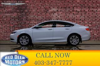 Used 2016 Chrysler 200 Limited BCam Heated Seats for sale in Red Deer, AB