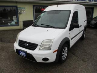 Used 2012 Ford Transit Connect CARGO MOVING XLT EDITION 2 PASSENGER 2.0L - DOHC.. CD/AUX INPUT.. SLIDING MIDDLE DOORS.. MIDDLE DIVIDER.. KEYLESS ENTRY.. for sale in Bradford, ON