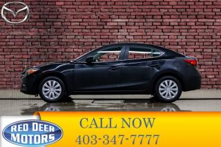 Used 2018 Mazda MAZDA3 GS Manual BCam Heated Seats for sale in Red Deer, AB