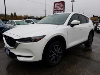 Used 2018 Mazda CX-5 GT NAVIGATION !!  SUNROOF !! LEATHER !!  HUD !! for sale in Cambridge, ON
